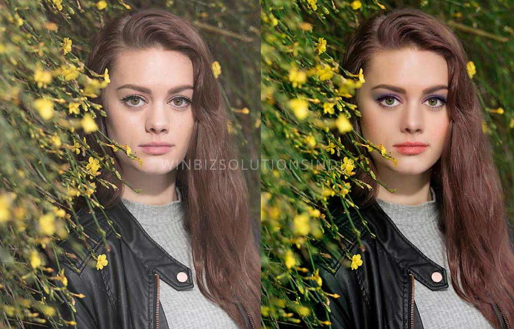 image touch up photoshop