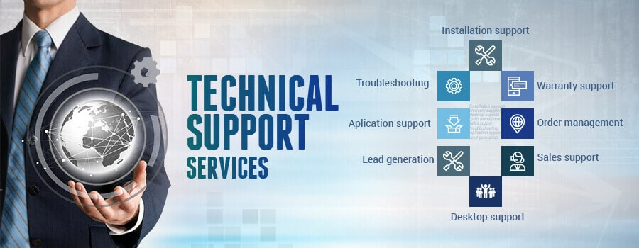 IT Technical Support Outsourcing