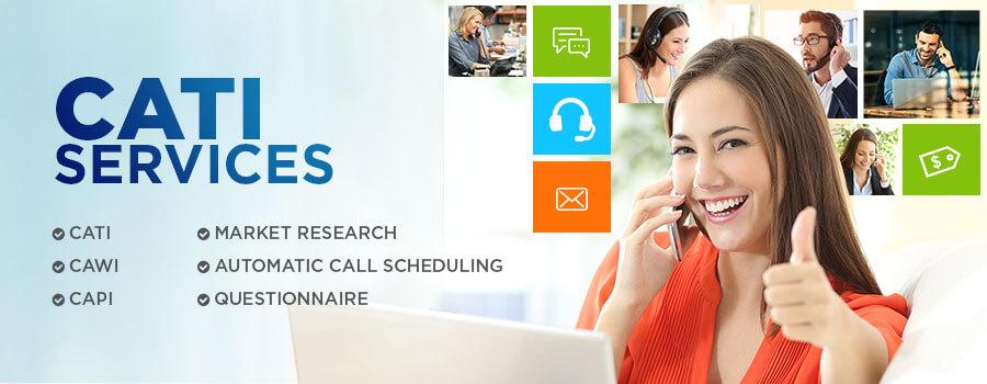 CATI market research services