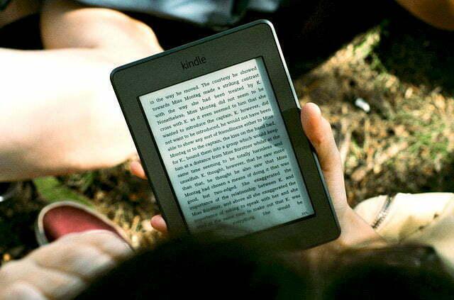 kindle conversion eBook