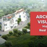 Photorealistic visualization architectural