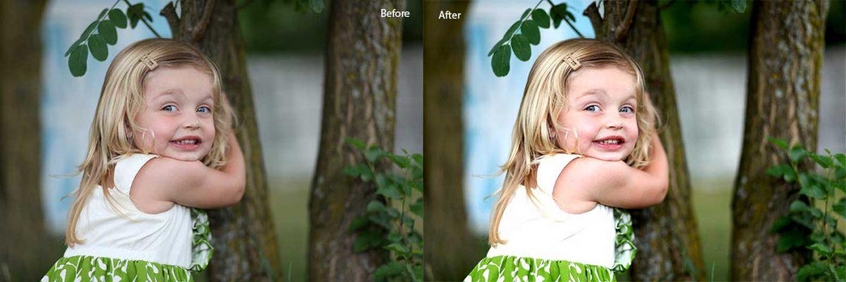 image enhancement techniques in Photoshop