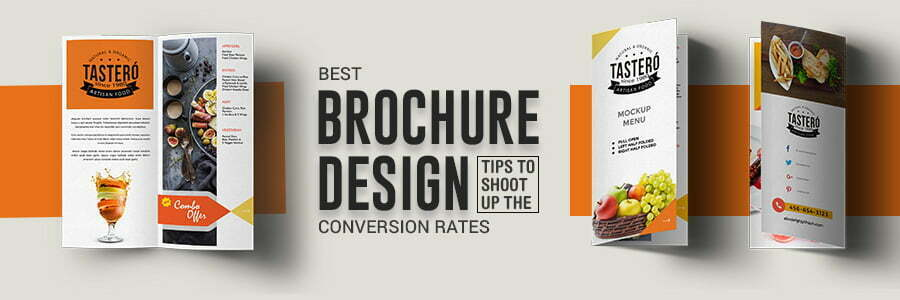 Brochure design tips and tricks
