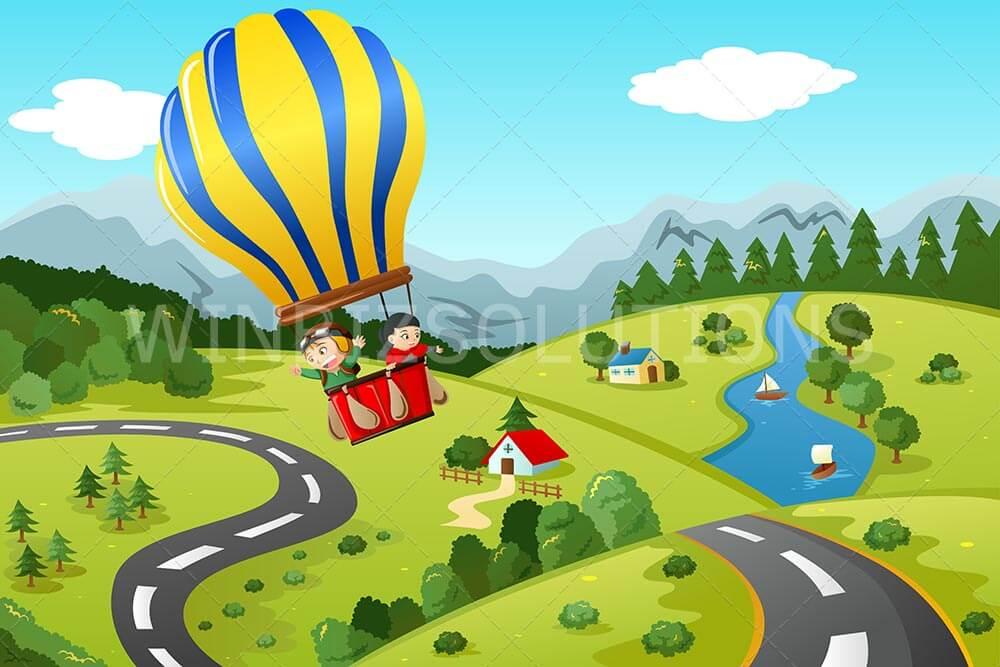 childrens illustration for books