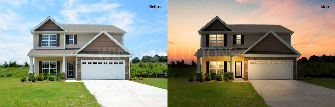 Day to Dusk Conversion Services