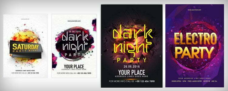 flyer design ideas