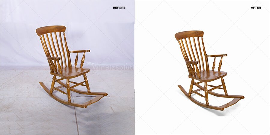 chair image editing