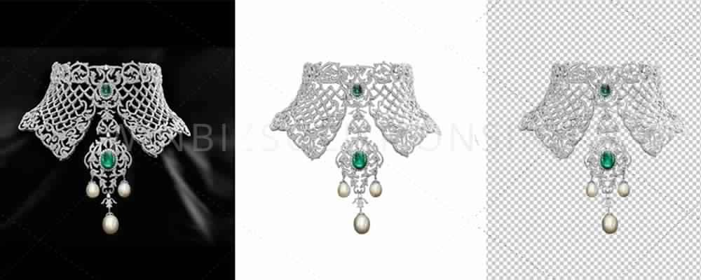 jewellery image retouching