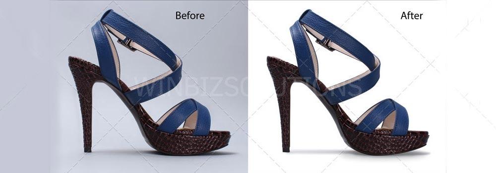 ecommerce product image retouching