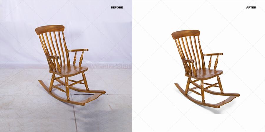 chair image editing