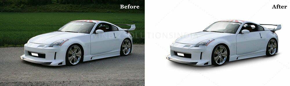 photoshop car retouching