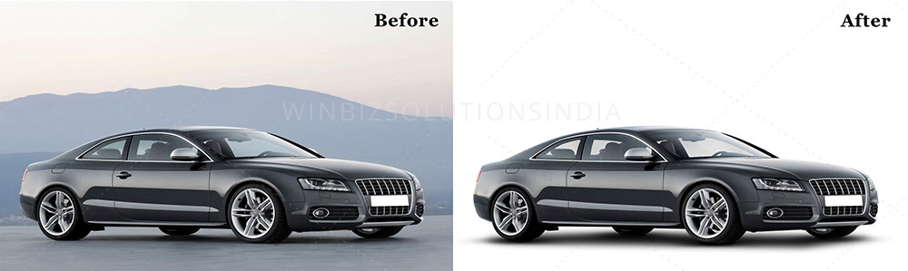 retouching cars in photoshop