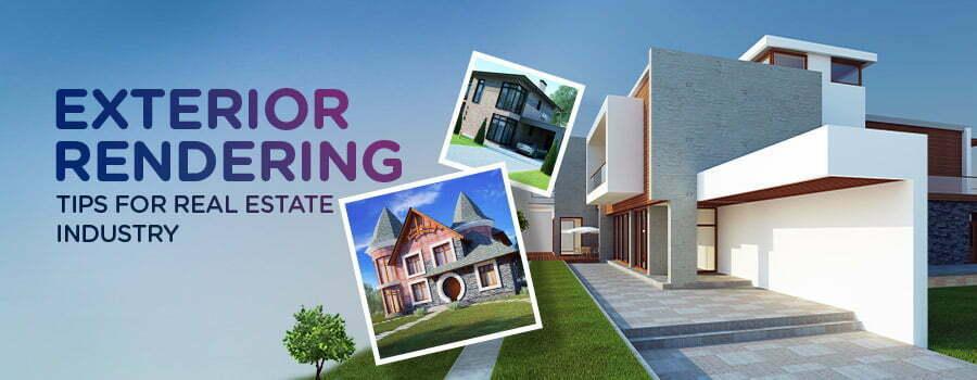 benefits of 3d exterior rendering