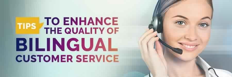 bilingual customer support
