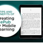 ePub in elearning
