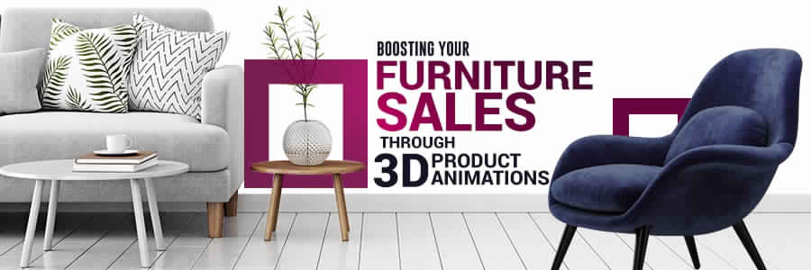 furniture sales through 3d