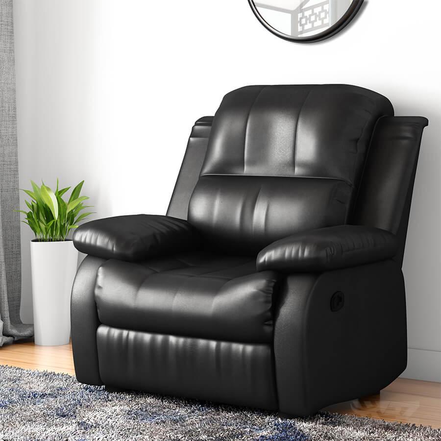 reclining set 3d design