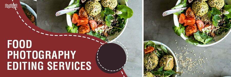 food photography editing