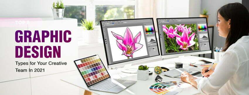 graphic design types